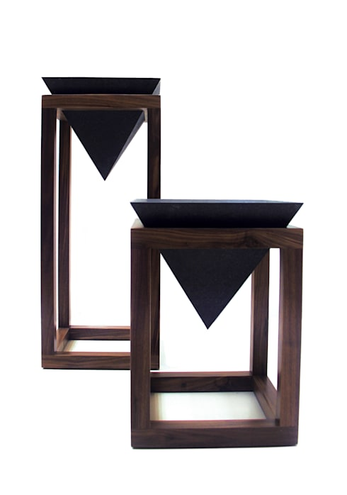 KAROO: Salas de estilo moderno por Eban & Co.