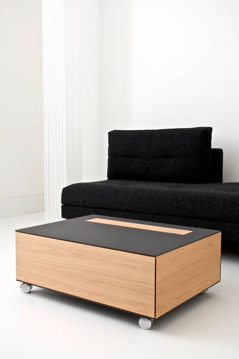 MATTbox Couchtisch:  Wohnzimmer von Licht in Form