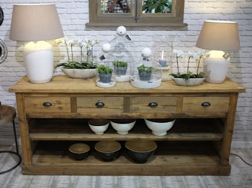 Reclaimed Wood:   by Cambrewood