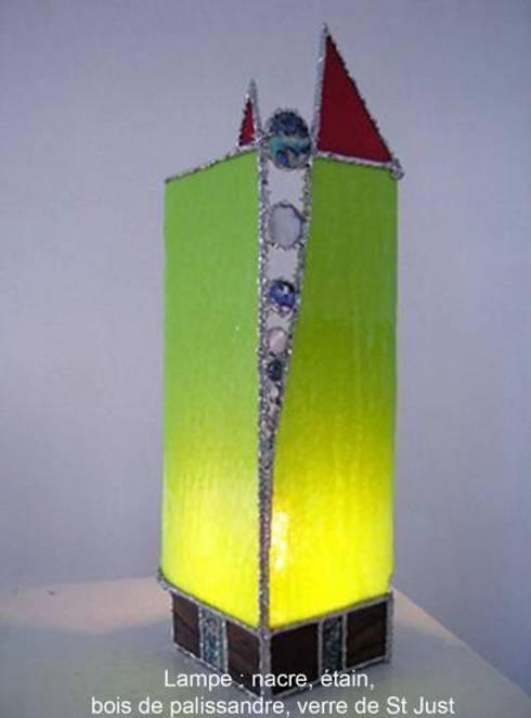 lampe tactile: Art de style  par L'océan des nacres