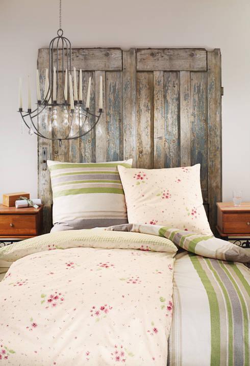 Herbst Kollektion: klassische Schlafzimmer von Irisette GmbH & Co. KG