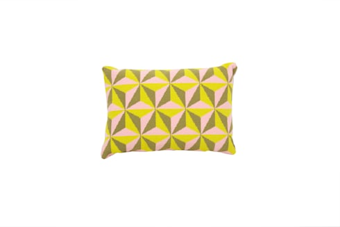 Pentreath & Hall Tethraedron - Pink and Yellow: modern Living room by Fine Cell Work