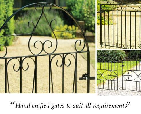 Inspirational Ideas:  Garden  by Garden Gates Direct