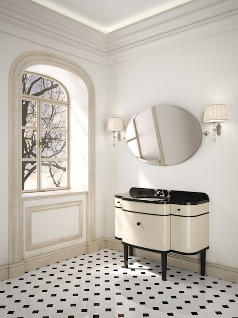 Bathroom by Devon&Devon UK