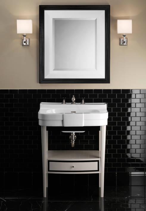BOGART WASHBASIN UNIT BY DEVON&DEVON:  Bathroom by Devon&Devon UK