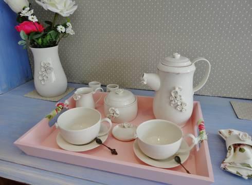 la vaisselle di les petites porcelaines homify. Black Bedroom Furniture Sets. Home Design Ideas