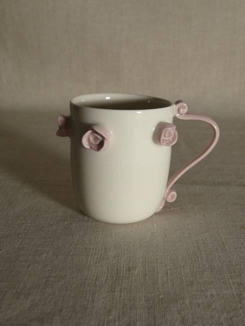 La vaisselle:  de style  par Les Petites Porcelaines