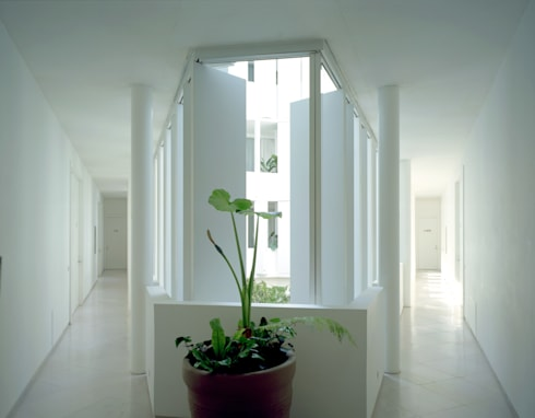 Hotel Condesa DF:  de estilo  por JSa Arquitectura