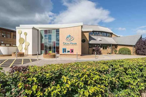 Claire House Children's Hospice:  Hospitals by BRIAN ORMEROD PHOTOGRAPHER