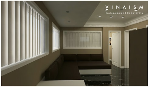 office design:  Offices & stores by V I N A I S M