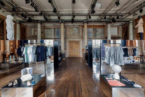 shop 02:  Winkelruimten door i29 interior architects