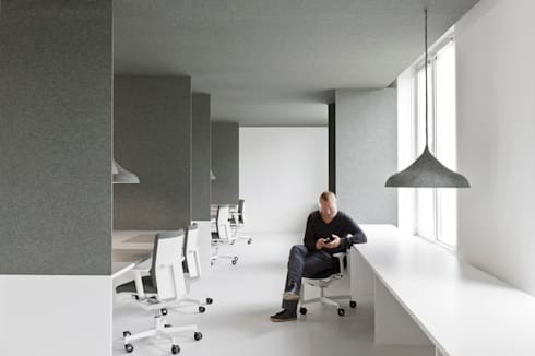 office 04:  Kantoor- & winkelruimten door i29 interior architects