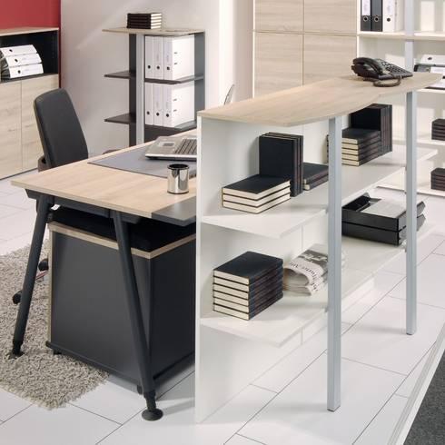 Arbeitszimmer Amano von Röhr Bush von Büromöbel-Experte | homify