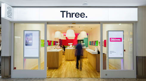 Three:  Commercial Spaces by Mowat & Company Ltd