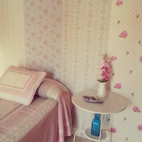 Deco habitación.: Dormitorios de estilo  de rh interiorismo