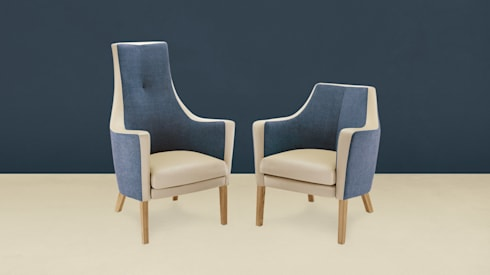 Cello Collection: classic Living room by HF Contracts