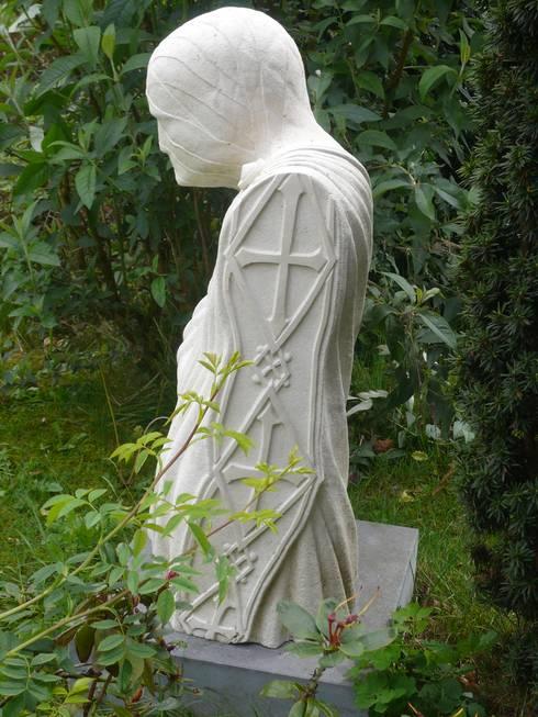 Werk: rustieke & brocante Tuin door Atelier Pierre Juste