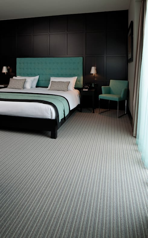 Open Spaces colour Quay:  Walls & flooring by Wools of New Zealand