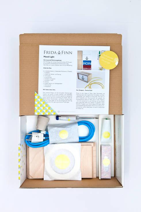 DIY Verpackung:   von FridaFinn