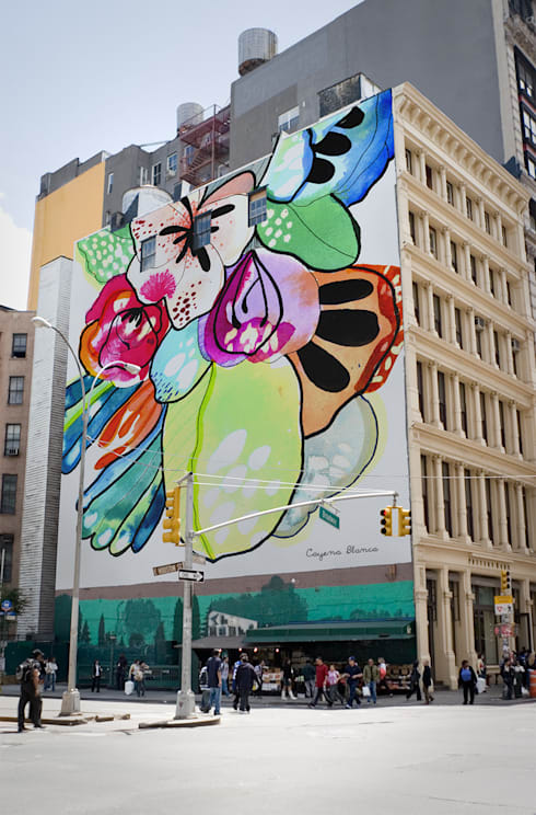 Walls by Cayena Blanca