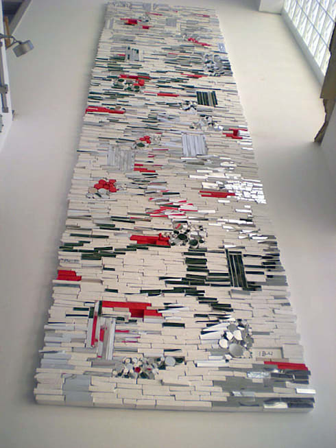 Stacked 2009:  Artwork by Lee Borthwick