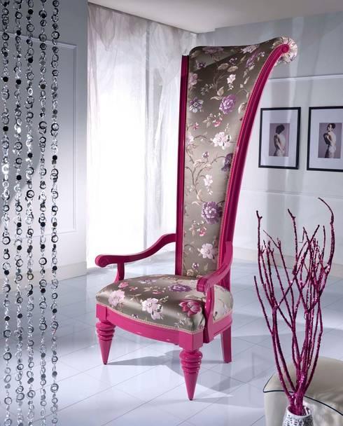 Sala de estar  por BelloSedie