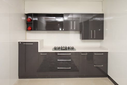 Classic Kitchen Project OMR: asian Kitchen by Classic Kitchen Pvt Ltd