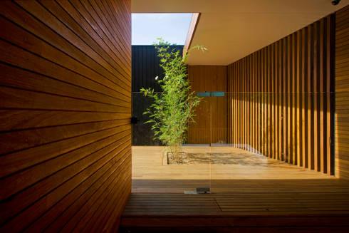 Project #2: modern Garden by CHROFI