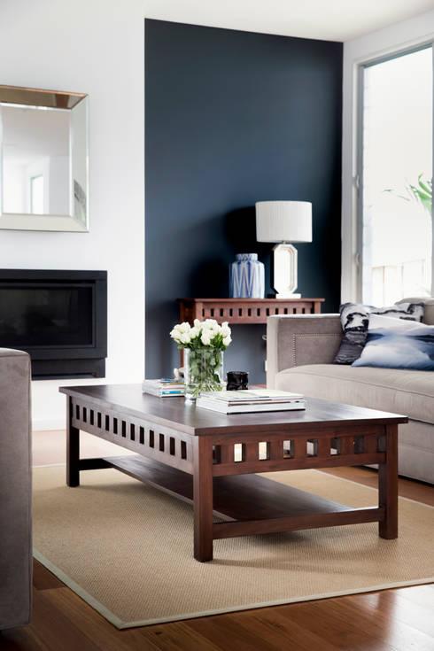 Living room تنفيذ Beba