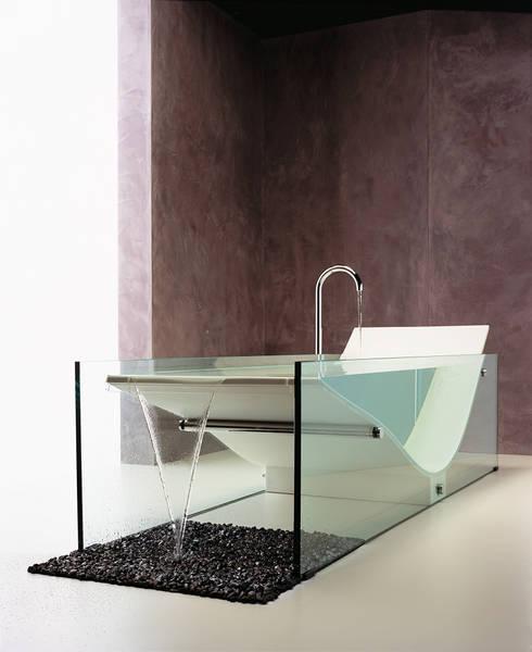 Baños de estilo moderno por DUPONT TÜRKİYE