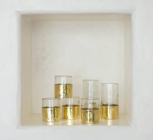 NDEFU YA SHABA GLASS:  Household by Otago Design