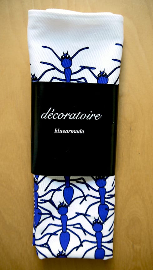 TORCHON / DISH TOWEL bluearmada: Cuisine de style de style Moderne par décoratoire