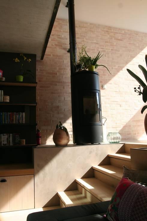 Huizen door Atelier Nadège Nari