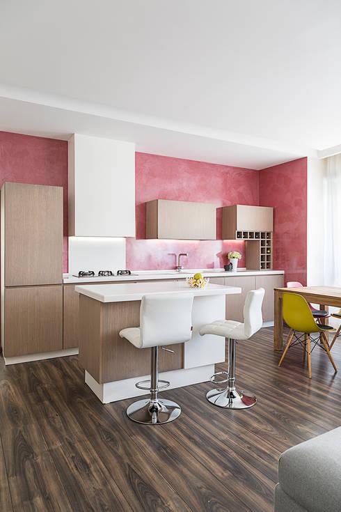 Cocina de estilo  por Dal Sasso Matteo