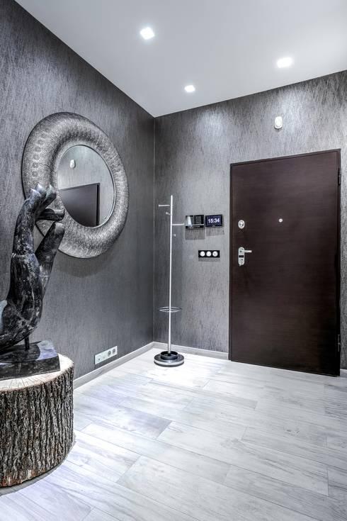 Fotografia wnętrz – portfolio: styl , w kategorii Korytarz, przedpokój i schody zaprojektowany przez Michał Młynarczyk Fotograf Wnętrz