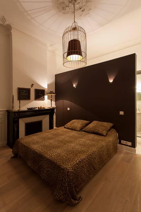 WM: modern tarz Yatak Odası