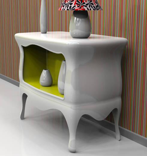 Sala de estar  por Giovanni Cardinale Designer