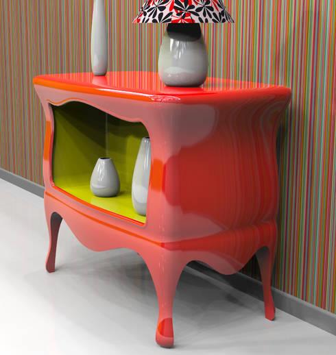 Sala de jantar  por Giovanni Cardinale Designer