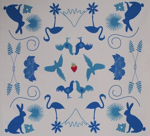 Tenangos: Arte de estilo  por Monalola Prints