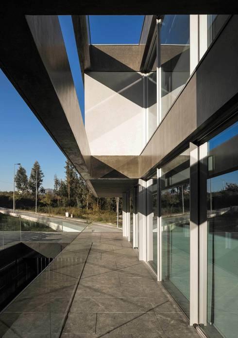 Casas modernas por spaceworkers®