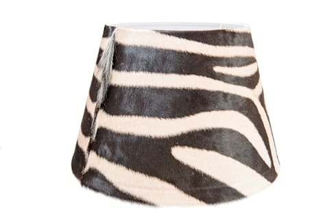 Zebra Lamp Shade:  Household by From Africa