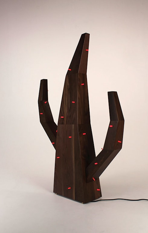 Kaktus Licht:  Artwork by Thomas Wilson Furniture