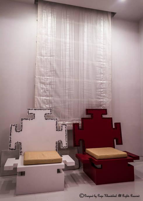 Residence -2: modern Houses by Instinct Designs