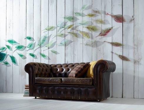 Swirling Leaves:   by Jo Downs