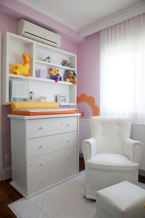 Habitaciones infantiles de estilo  de Tikkanen arquitetura