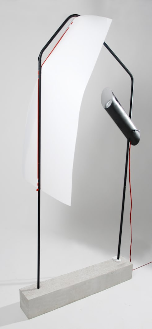 LabLight: Salon de style  par Justine Allard