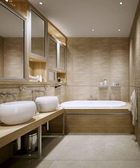Wohnlichkeit im bad exklusive badgestaltung mit dem for Exklusive badezimmer