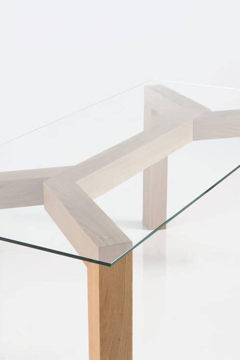 Park by Gallega Design: Comedor de estilo  de Gallega Design