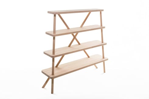 IXI shelf: DRILL DESIGN Co., Ltd.が手掛けたです。