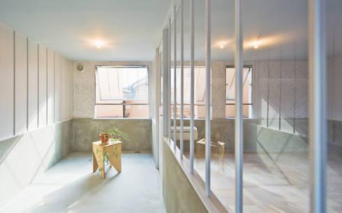 K: 木村松本建築設計事務所が手掛けたです。